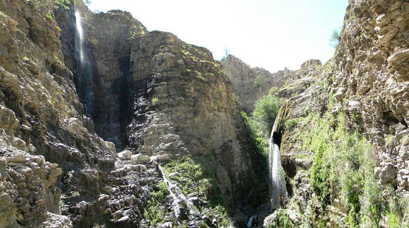 آبشار هفت آسیاب